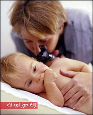اسباب التهاب الاذن لدى الاطفال