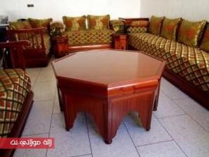 الصالون المغربي بروح العصر