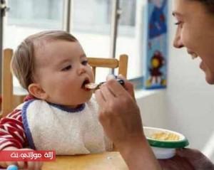 علامات بسيطة تدل علي جوع طفلك