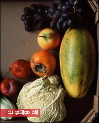 كم من الفاكهة والخضروات احتاج؟