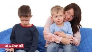 كيف تتعاملين مع مشكل الغيرة بين أبنائك؟