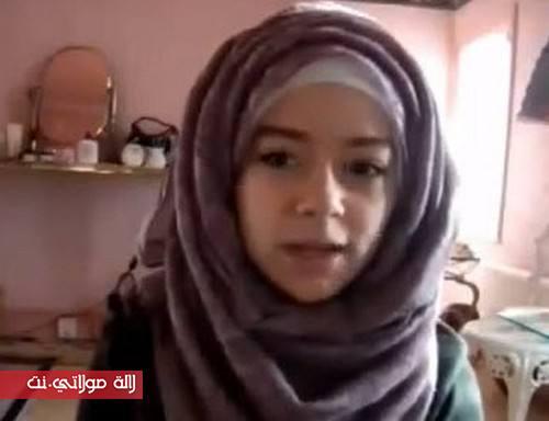 لعمل لفات الحجاب