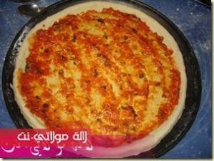 بيتزا الكروفيت1