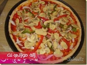 بيتزا الكروفيت2