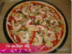 بيتزا الكروفيت3