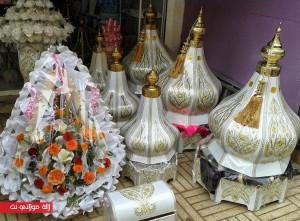 جديد دفوع العروس المغربية 2015 بالصور