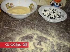 حريشات-بالجبن-والزيتون-الأسود-لذاذ-بالصور2