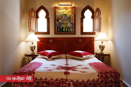 غرف نوم مغربية بسيطة ورائعة. الصورة 16 واو أكتر من رائعة سيدي
