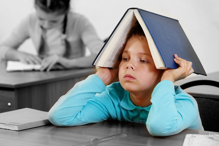 الملل الدراسي لدى الطفل